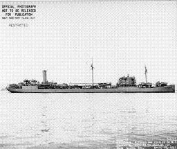 Photograph of Patoka-class fleet oiler