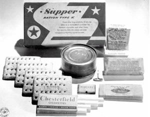Photograph of K ration
