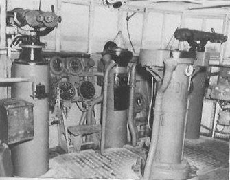 Photograph of Japanese naval binoculars