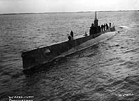 Photograph of S-1 class submarine