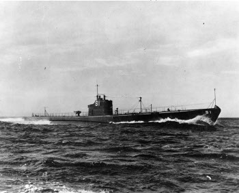 Photograph of Salmon-class submarine