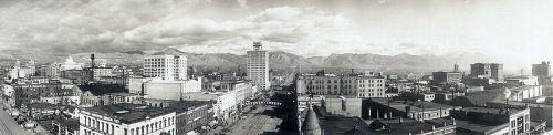 Photograph of Salt Lake City ca. 1913