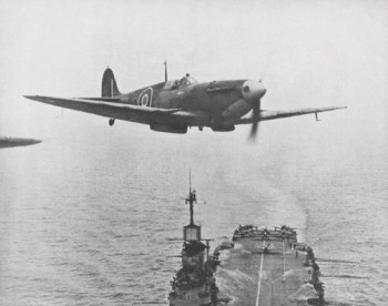 Photograph of Seafire
