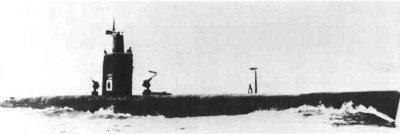 Photograph of Sen-taka class submarine