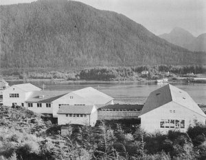 Photograph of Sitka NAS
