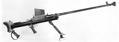 Photograph of Boys antitank rifle