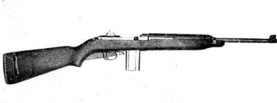 Photograph of M1 Carbine