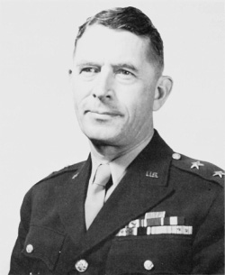 Photograph of General Ralph C. Smith