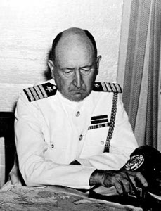 "Photograph of Admiral William W. ""Poco"" Smith"