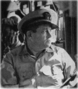 "Photograph of Admiral Clifton ""Ziggy"" Sprague"
