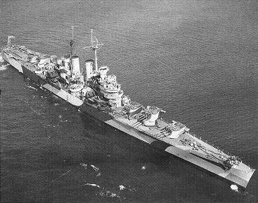 Photograph of St. Louis-class light cruiser