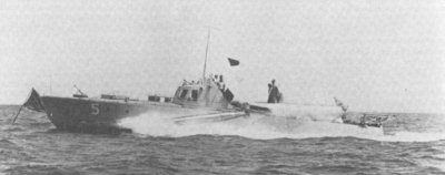 Photograph of TM-4 class motor torpedo boat