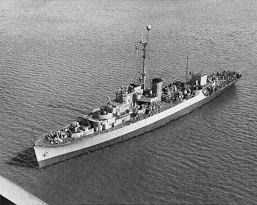 Photograph of Tacoma-class frigate