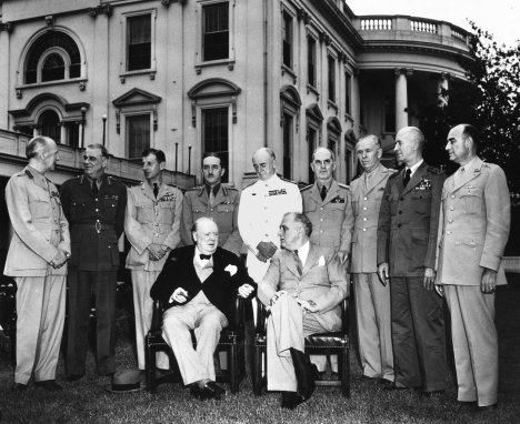 Photograph of TRIDENT conference participants