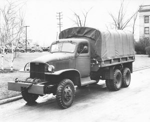 Photograph of 2-1/2 ton truck