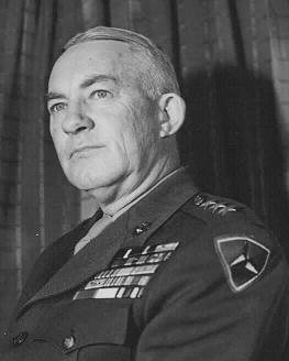 Photograph of General Allen H. Turnage