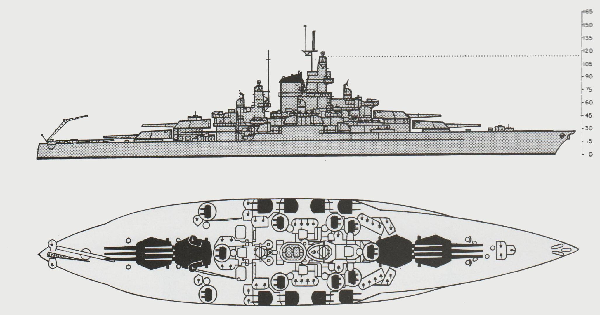 the pacific war online encyclopedia  tennessee class  u s  battleships