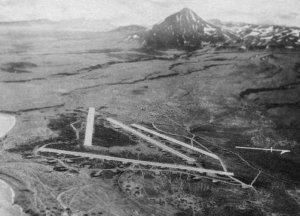 Photograph of Fort Glenn airfield
