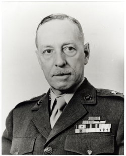 Photograph of General James L. Underhill