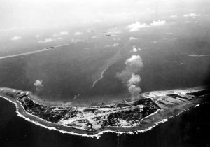 Photograph of Wotje atoll