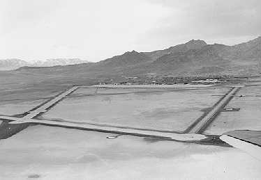 Photograph of Wendover Field