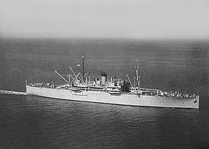 Photograph of U.S.S. Wright